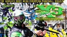PaintballX3 Euro - январь 2013